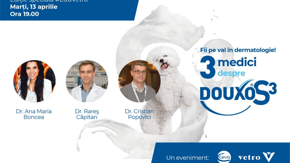 Ediție specială #EduVetro: Fii pe val în dermatologie!