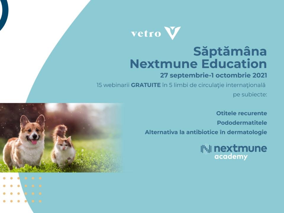 Săptămâna Nextmune Education